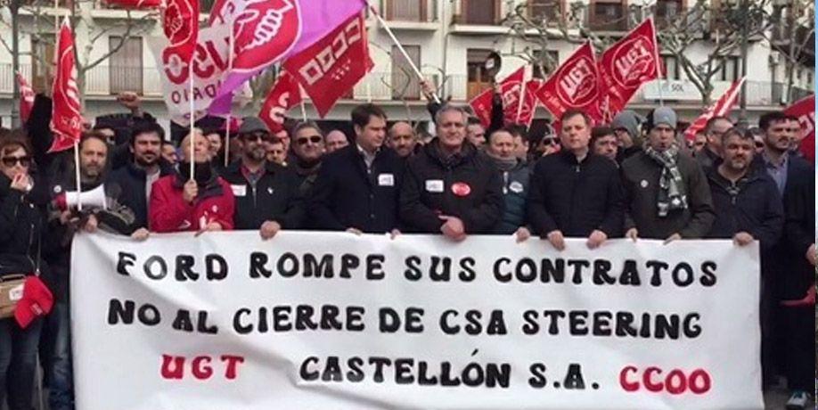 USO-Madrid denuncia la actitud anticonstitucional de CSA