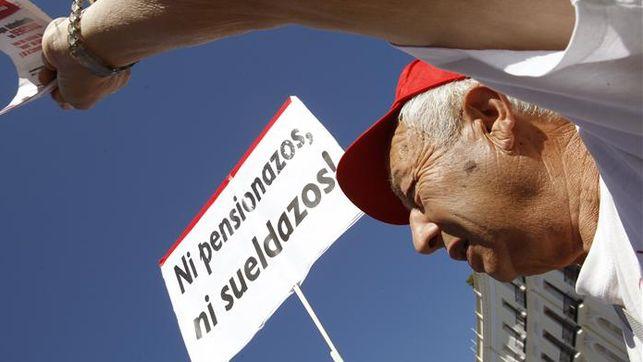 USO se mueve en defensa del blindaje de las pensiones