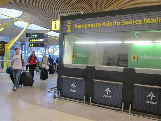 huelga aeropuerto barajas USO Madrid