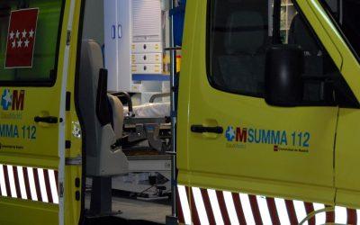 No se ha hecho ningún test a los técnicos de ambulancias de Ferrovial en Madrid desde el inicio de la pandemia