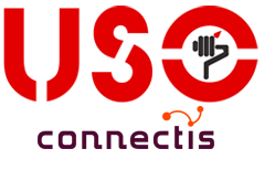 Logo_USO. Connectis