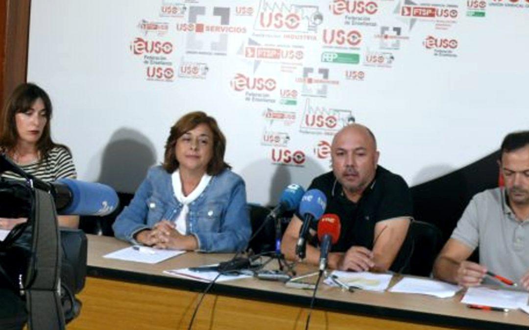 Condenan a GSW por una actitud represiva contra USO
