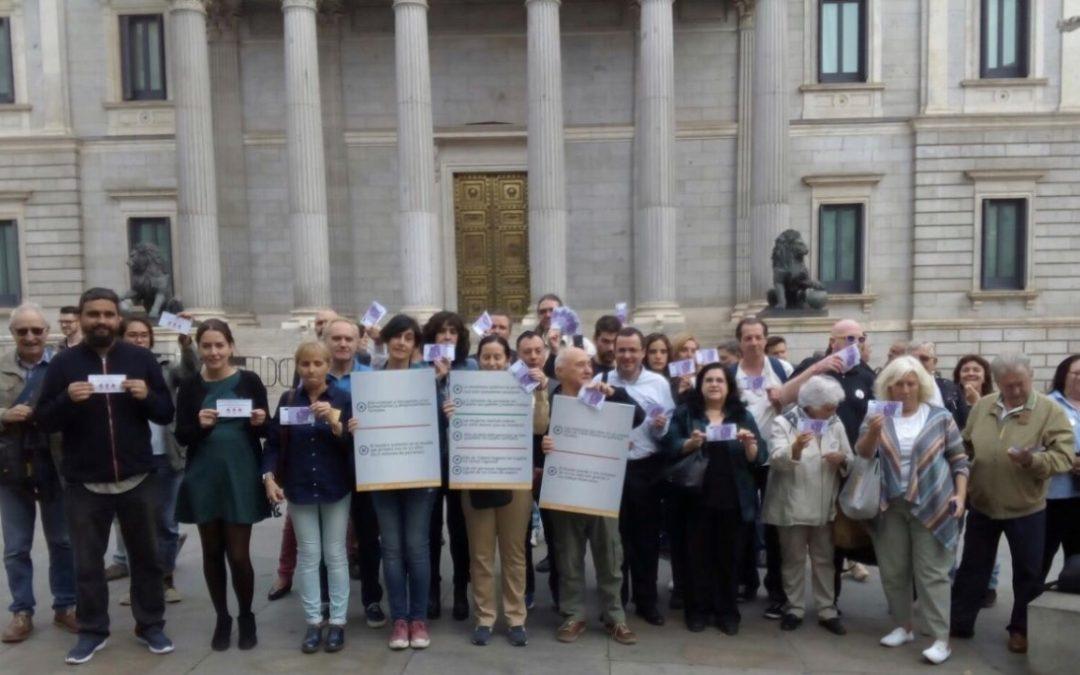 USO-Madrid reclama medida en el Día Internacional contra la Pobreza