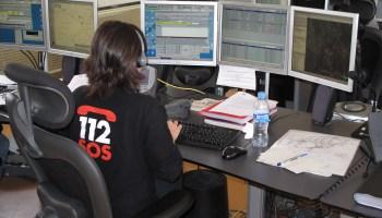 Huelga indefinida de trabajadores de Emergencias 112