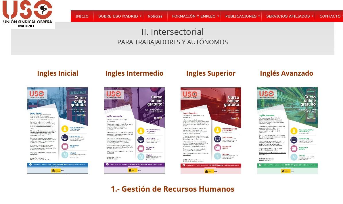 cursos gratuitos on line