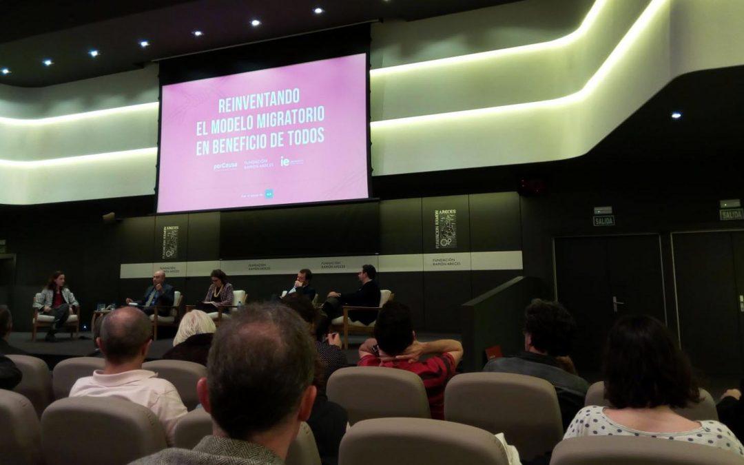 USO-Madrid, con los derechos de los inmigrantes
