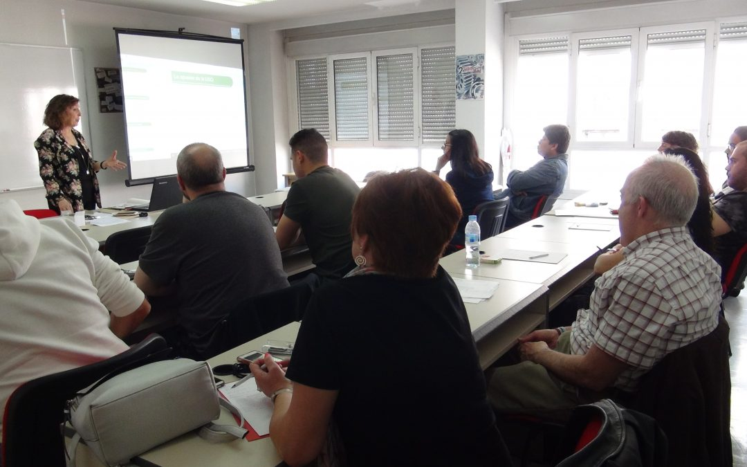 Nuevos cursos de formación para delegados sindicales