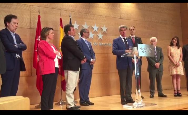FEUSO MADRID y resto de la Concertada se reúne con Ángel Garrido para mejorar el sector en la Comunidad
