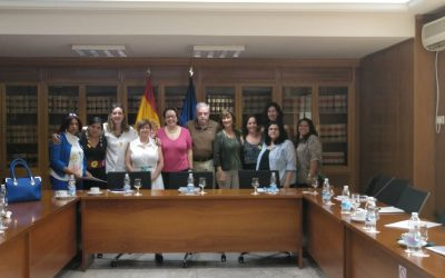 Reunión con el secretario de Estado de Seguridad Social para defender el derecho de las empleadas de hogar al Régimen de la Seguridad Social