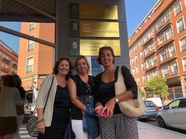 USO-Madrid se reúne con el responsable de parquímetros del Ayuntamiento