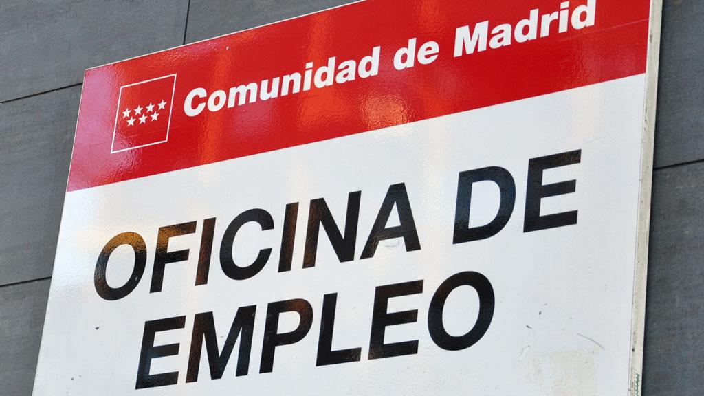 El paro sube en Madrid 1,26 %