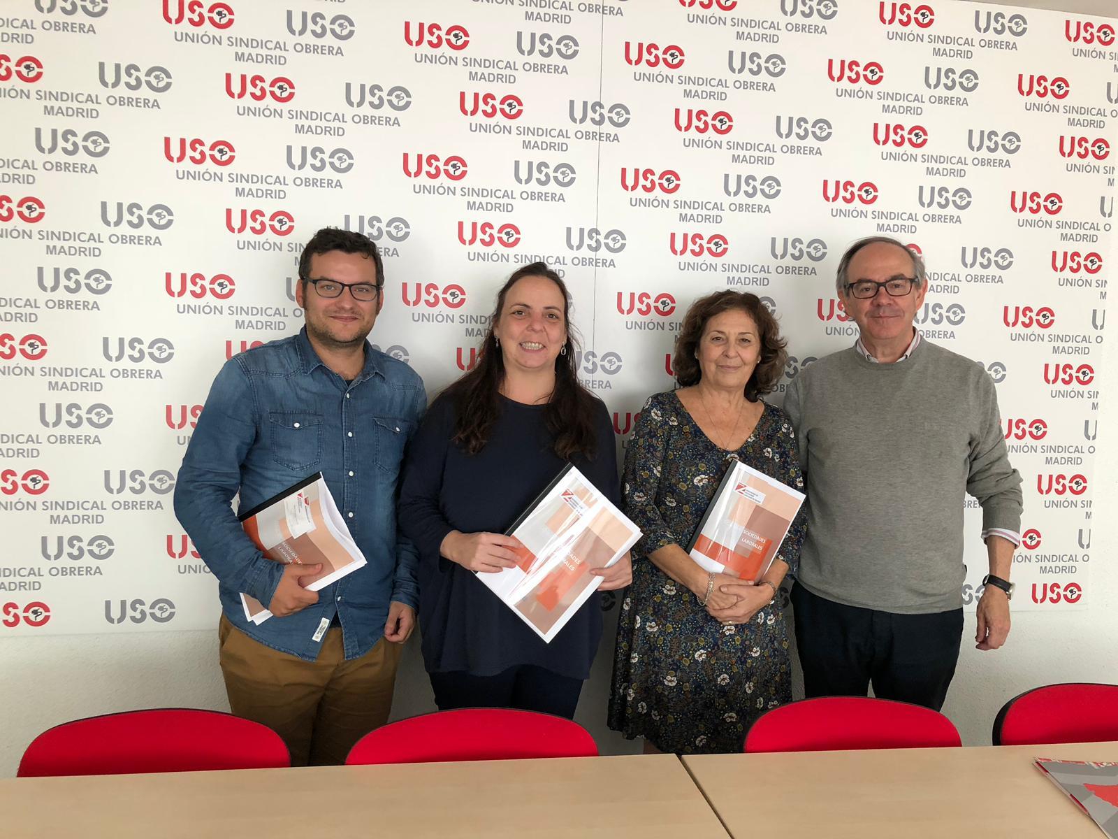 USO-Madrid y ASALMA asesorarán a trabajadores interesados en el modelo de Sociedad Laboral