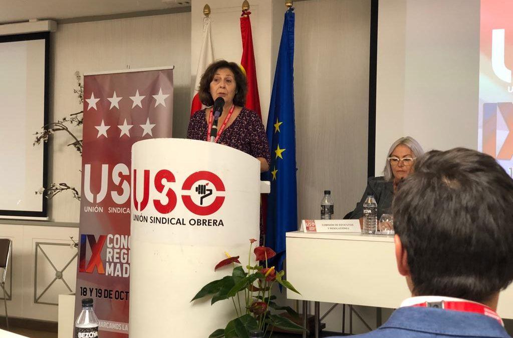 USO-Madrid ofrece su colaboración al consistorio a través de una carta dirigida a Almeida