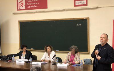 La OIT alerta sobre el incremento en la demanda de cuidadores de ancianos dependientes en España y la mala calidad del empleo