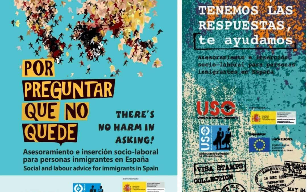 Igualdad USO-Madrid pone en marcha el Servicio de Asesoramiento e Inserción para Inmigrantes