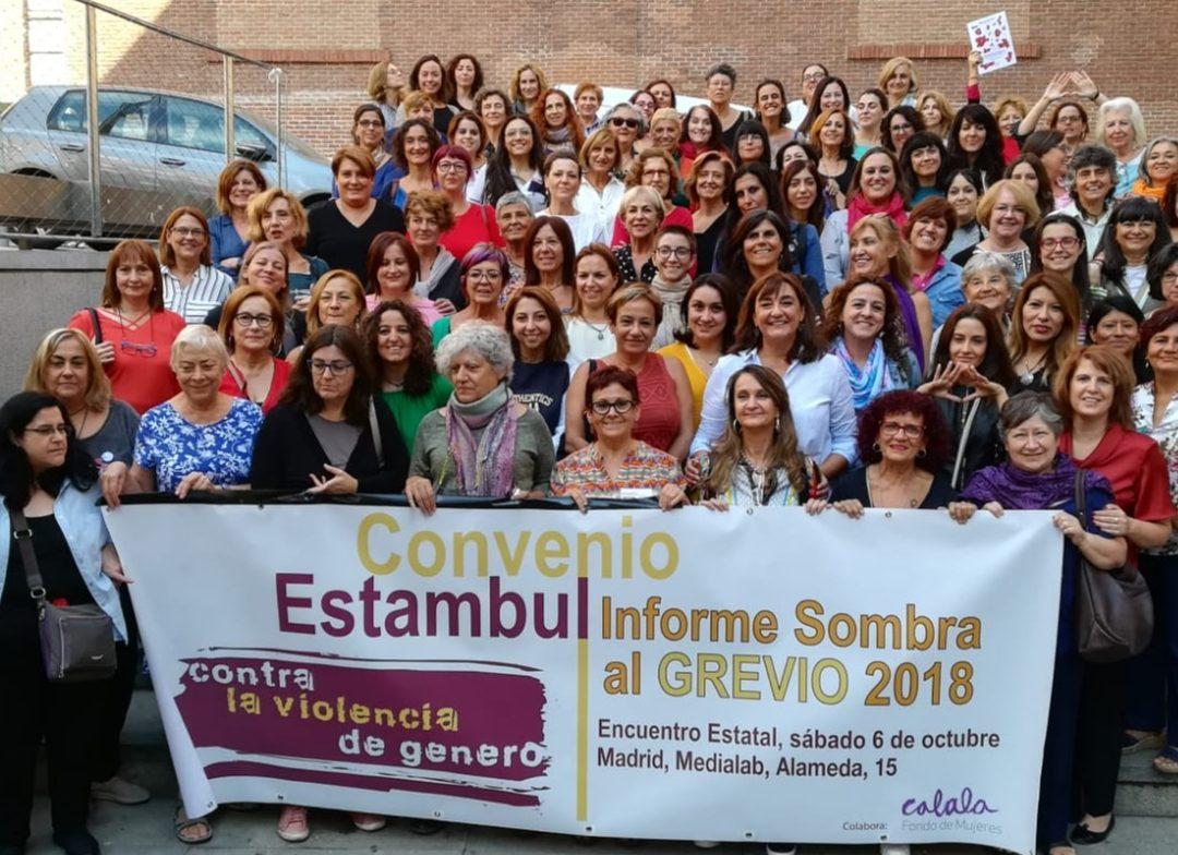 Igualdad USO-Madrid y un centenar de asociaciones feministas evalúan las políticas contra la violencia de género
