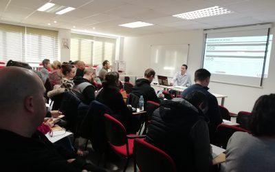 "Éxito de convocatoria del curso ""Mutuas e incapacidad laboral"" de USO-Madrid"