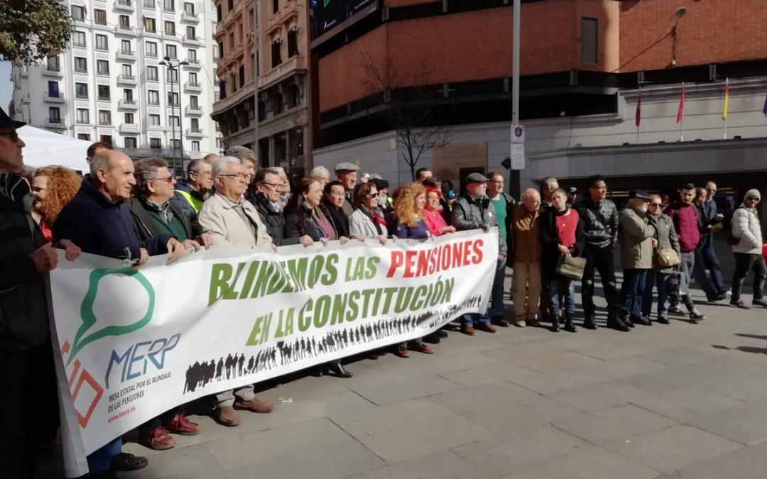 Nueva recogida de firmas con la MERP en Callao
