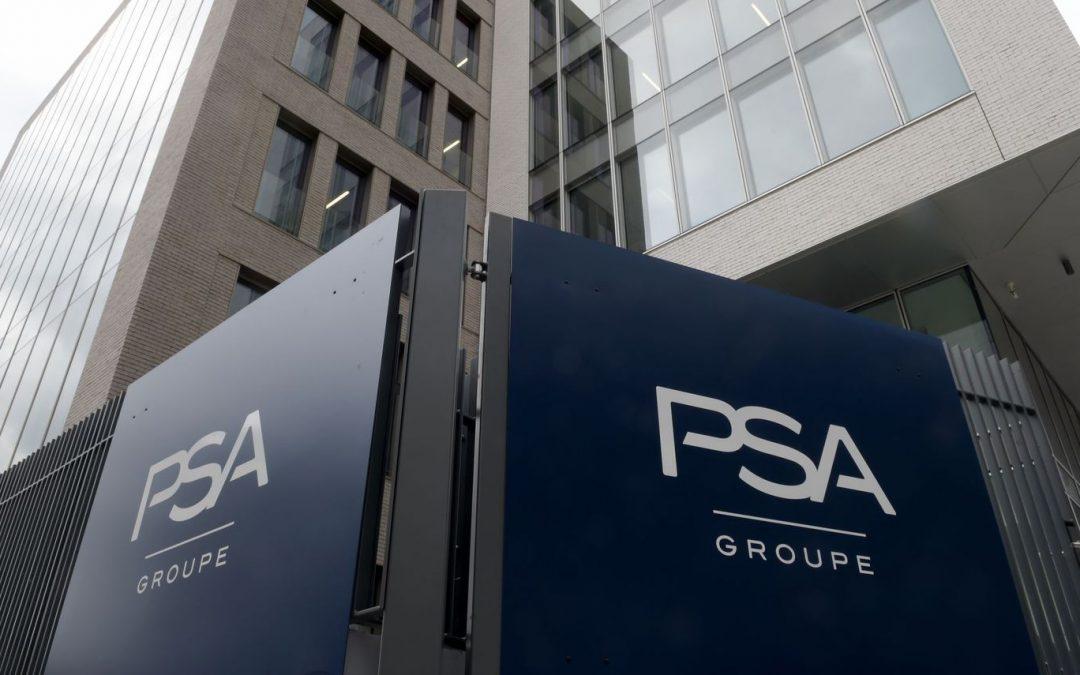 Sede del Grupo PSA en París