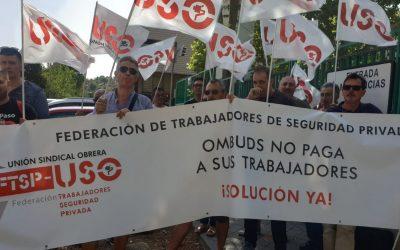 Carrefour rescinde su contrato con Ombuds Seguridad