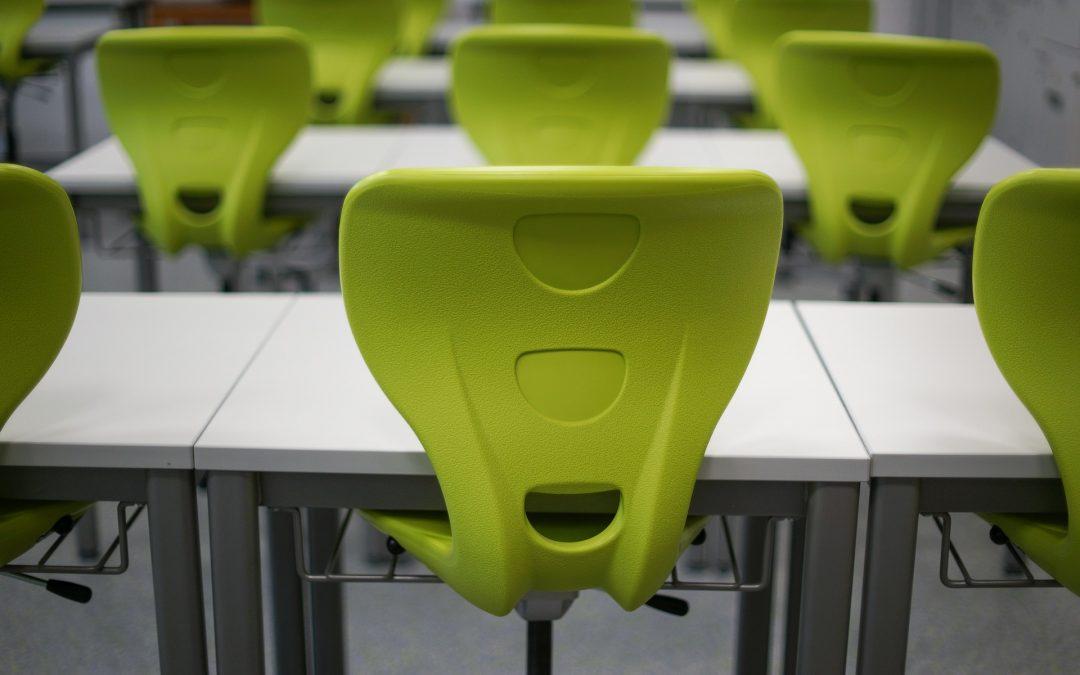 Centros educativos: instrucciones para la reapertura segura
