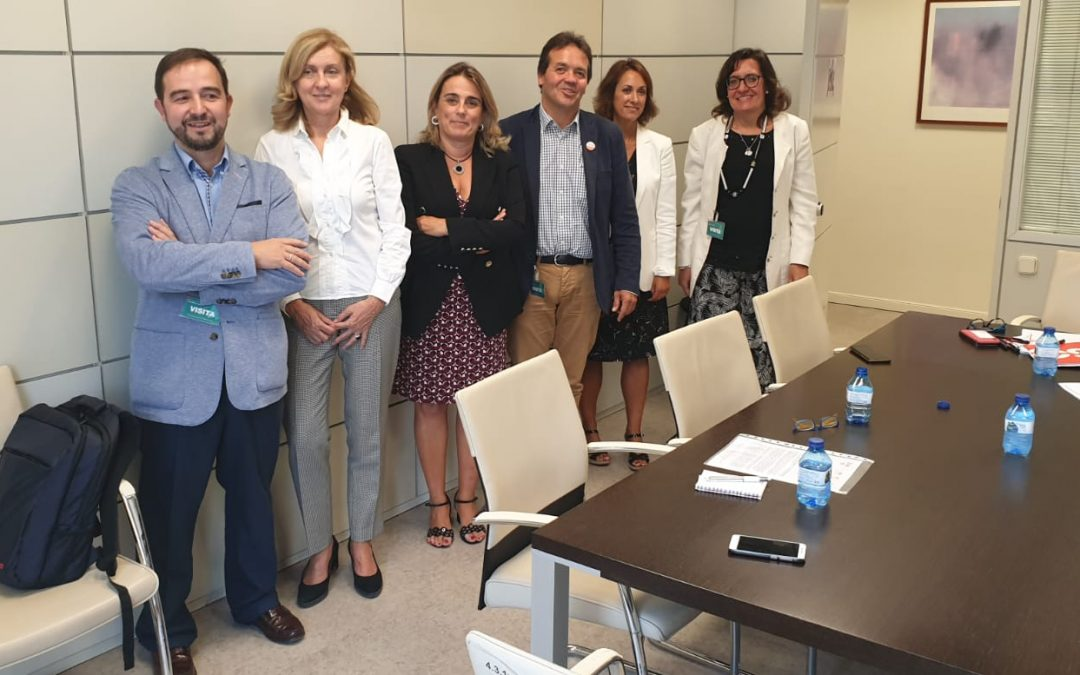 FEUSO-Madrid se reúne con la directora general de Enseñanza Concertada