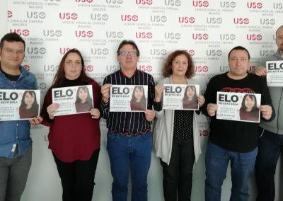 Ejecutiva de USO-Madrid
