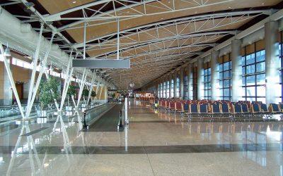 USO-Madrid denuncia que las condiciones de limpieza en la T1 de Barajas son insuficientes