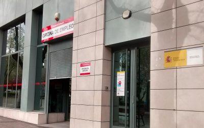 Un millón de madrileños está en paro o en ERTE