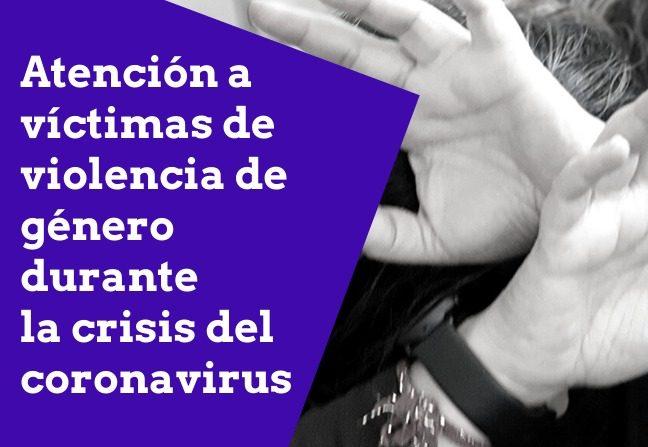 ¿Cómo denuncio violencia de género si vivo en cuarentena con mi agresor?