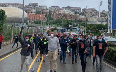 Los trabajadores de Nissan se manifestarán en Madrid el 15 de julio