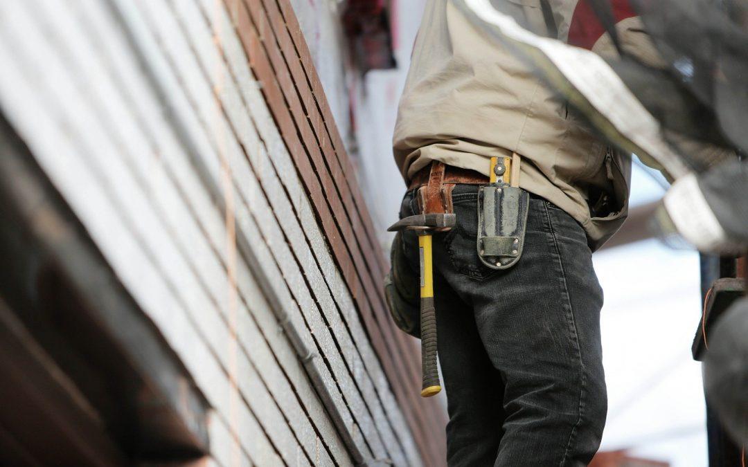 La construcción salva el paro en junio lastrado por la caída de la afiliación
