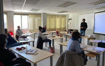 USO-Madrid inaugura los cursos de PRL de octubre y noviembre