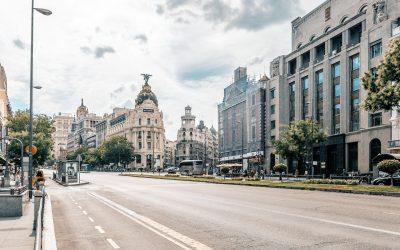 Zonas de la Comunidad de Madrid con restricciones de movilidad