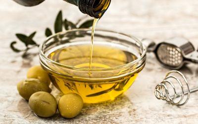 Descuento del 10% en aceite de oliva virgen extra para afiliados