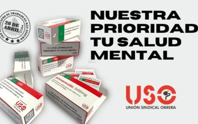 USO lanza Prevencotic 500mg para evitar daños en tu salud mental