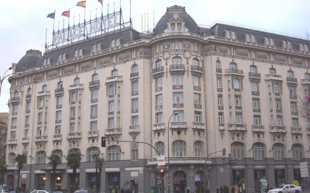 USO se opone al ERE en el Hotel Palace que supondrá el despido del 44,8% de los trabajadores