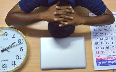 Estrés, fatiga mental, agotamiento… ¿Qué son los riesgos psicosociales en el trabajo?