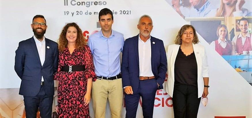 Pedro Ríos, reelegido secretario general de la Federación de Servicios